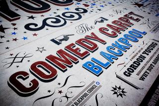 Image of Comedy Carpet