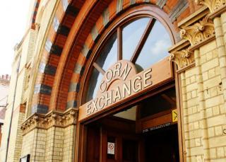 Cambridge Corn Exchange