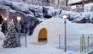 Snow World