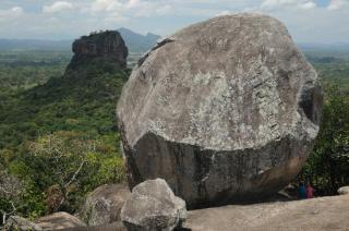 Pidurangala Rock Temple