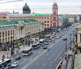 image of Nevsky Prospekt