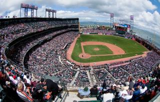 At And T Park