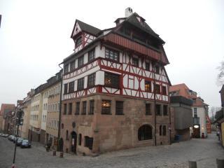 Albrecht Durer's House