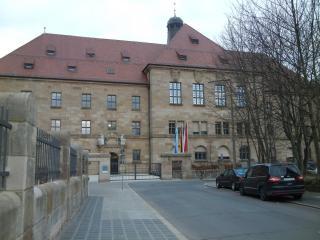 Nuremburg Trial Courthouse