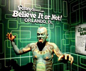 Ripleys Believe It Or Not - Orlando