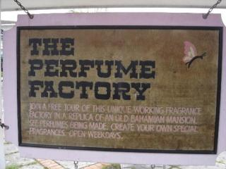 The Fragrances Of The Bahamas Perfume Factory
