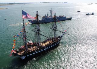USS Constitution Museum