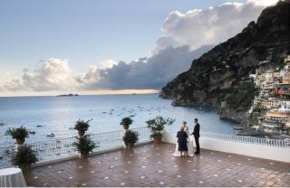 Symbolic Weddings Positano