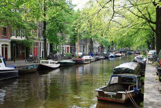 Amsterdam Canals Tours