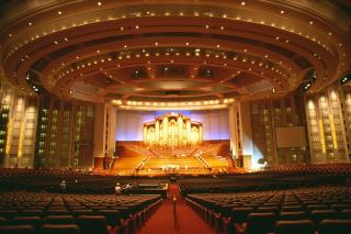 Lds Conference Centre