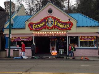 Fannie Farkle's Family Fun Parlor