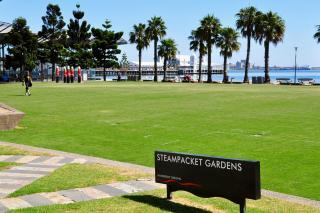 Steampacket Gardens