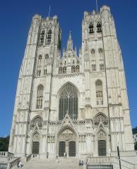 Cathedrale St-michel Et Ste-gudule