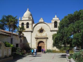 Image of Carmel Mission Basilica