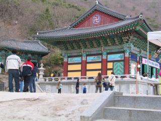 bomunsa temple