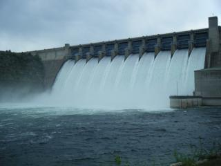 Table Rock Lake And Dam