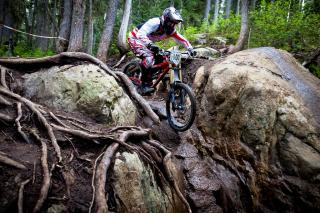 Whistler Mountain Bike Park