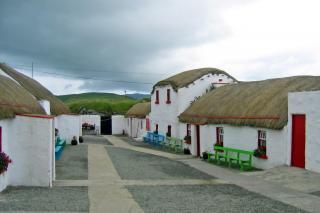 Doagh Famine Village
