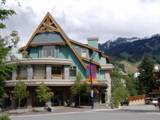 Whistler Activity And Information Center