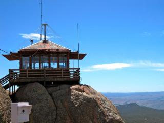 The Fire Watch Tower