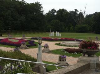 Garfield Park Conservatory And Sunken Garden