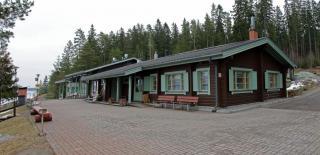 Kaupinojan Sauna