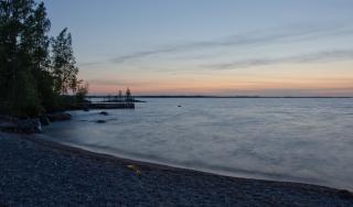 Rauhaniemi Beach