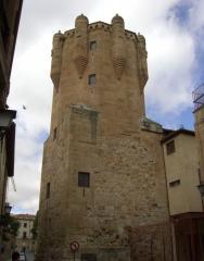 Peurta De La Torre Salamanca