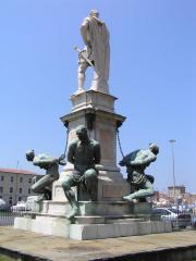 Monument Of Quattro Mori