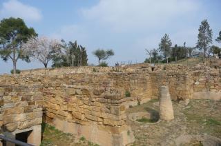 archaeology museum of catalunya-ullastret