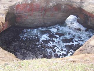 Devil's Punch Bowl Or Mangerton Mountain