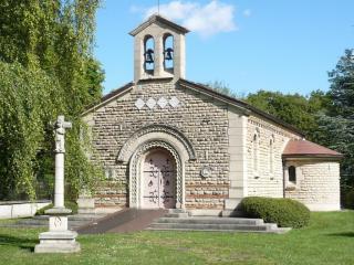 Foujita Chapel