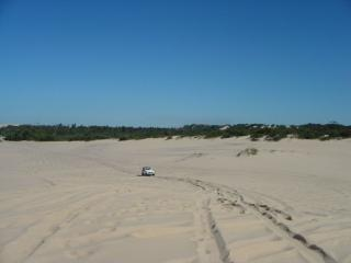 Stockton Beach And Stockton Beach Holiday Park