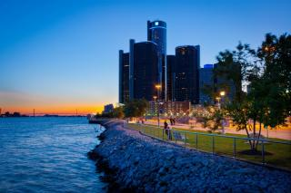 Detroit Riverwalk
