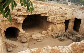 st. solomon\'s catacombs