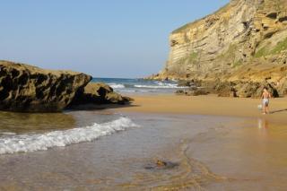 Cobreces Beach