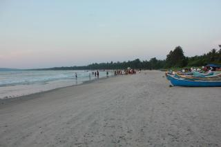 Muzhapillangad Beach