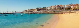 Cresmina Beach Or Praia Da Cresmina Ou Pequena Do Guincho