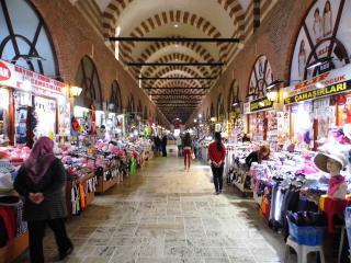 Grand Bazaar Of Edirne