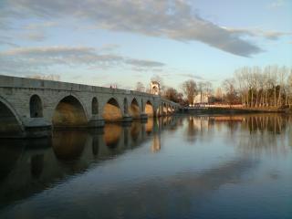 Meric River Bridge