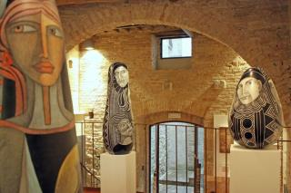 Isculpture Gallery San Gimignano