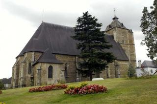 Image of Saint-girons De Monein Church