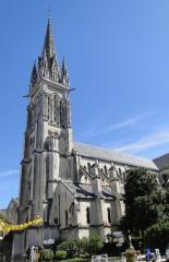 Saint Martin De Pau Church