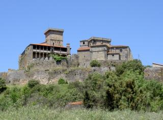 Monterrey Castle