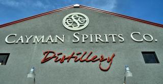 Cayman Spirits Co Distillery