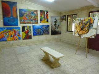 Hidden Garden Art Gallery