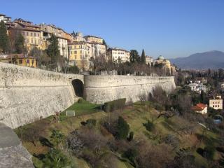 Cinta Muraria Di Bergamo