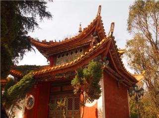 Qiongzhu Si Temple