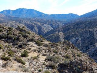 Santa Rosa Mountains And San Jacinto National Monument