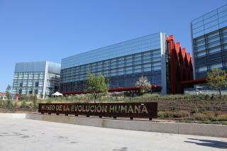 Museum Of Human Evolution Or Museo De La Evolucion Humana